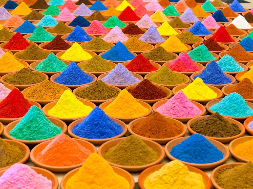 Color Field (Campo de Color) - Ambassador's Hall